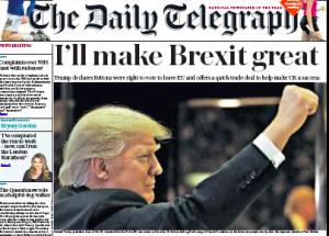 """Daily Telegraph: Час для """"прагматичної політики"""""""
